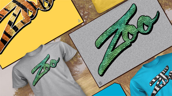 Zoos & Aquariums T-Shirt Designs